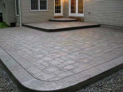 Concrete Construction and Decorative Stamped Concrete
